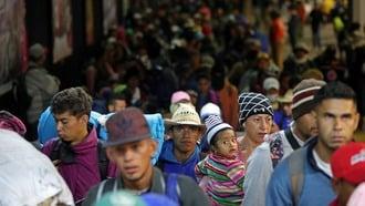 中米「移民集団」がアメリカへ逃げているワケ