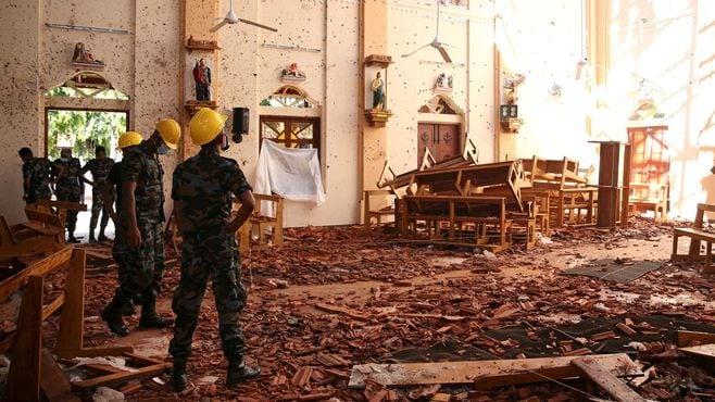 スリランカ同時多発テロの背景にある宗教対立
