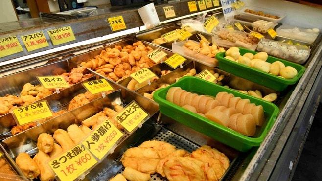 「おでん種店」が東京でこんなにも減っている訳