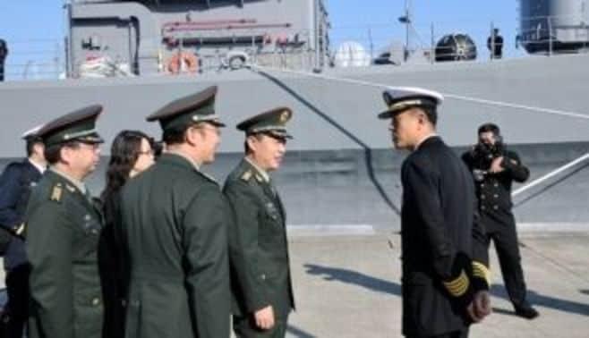 """""""軍事予算獲得""""にひた走る、中国人民解放軍"""