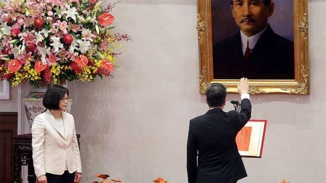 台湾新政権の足を引っ張り続ける中国の思惑