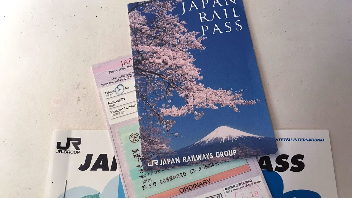「ジャパンレールパス」の画像検索結果