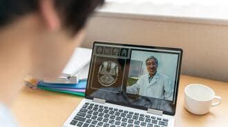 日本のオンライン診療「残念」なほど後れる実態