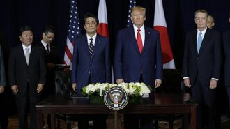 トランプ後も変質続く「アメリカ流同盟関係」