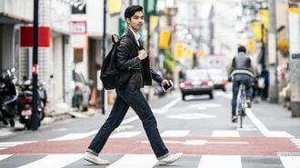 3カ月で自然に12㎏痩せた人の「正しい歩き方」