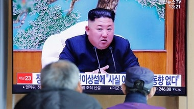 Behind The Secret Plan For A North Korea Collapse