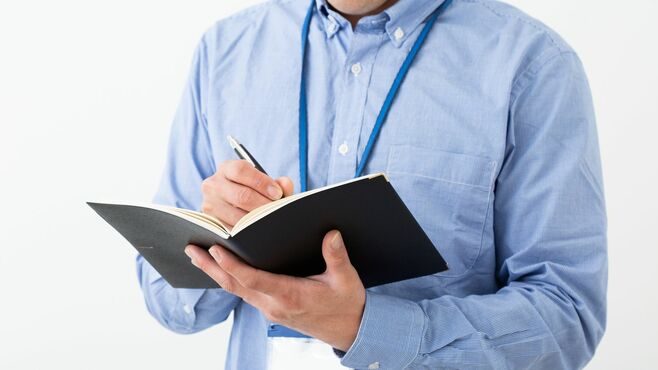 思考力が強い人が「箇条書きメモ」を駆使する訳