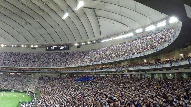 東京ドームのパ・リーグ試合が超人気のワケ