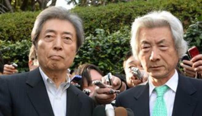 細川元首相、「最後のご奉公」