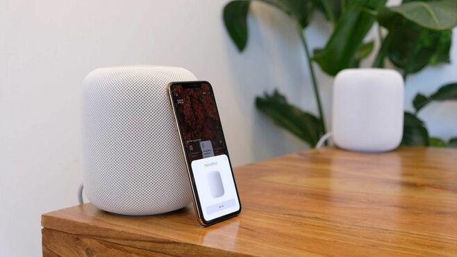 アップル「ホームポッド」2台使いが秀逸すぎる