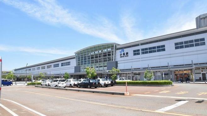 北陸新幹線延伸まで5年「空港の街」小松の今