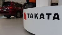 Takata Plunges as Honda Dumps It as Airbag Supplier