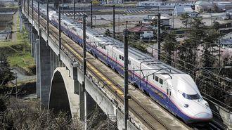 上越新幹線「新潟駅」平面ホーム化の使い勝手