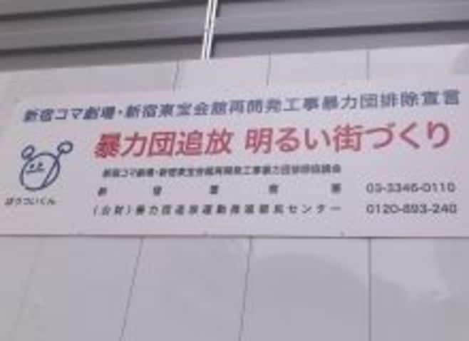 暴力団とインテリジェントビル--新宿・歌舞伎町の今後