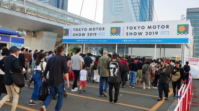 東京モーターショー、来場者130万人超えの裏側