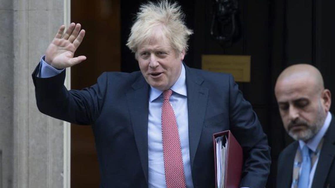 イギリス ジョンソン 首相