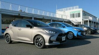 トヨタ「新型ヤリス」のデザインは何が売りか