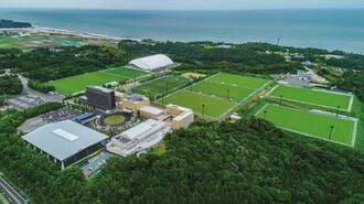 Jヴィレッジ除染めぐる東電と福島県の隠し事