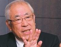 「外国人社長を任命したが監視をするのは日本人です」−−出原洋三 日本板硝子会長(次期取締役会議長)