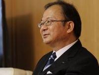 瀬戸際シャープ・奥田隆司社長を直撃--鴻海との提携、資金繰りは大丈夫か