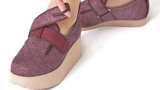 「奇跡の靴」をつくった徳武産業の感動的な話