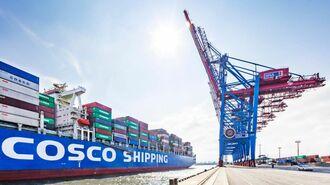 ドイツの「コンテナ港」運営権を中国企業が買収