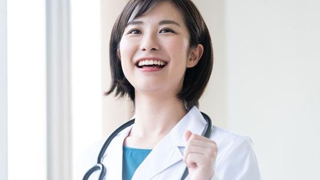 男性医師以外と結婚した「少数派」女医の人生観