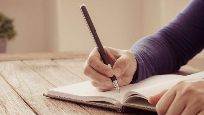 自己肯定感が低い人に教えたい「手書き」の効能