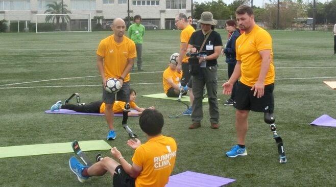 「走りたい」をかなえる競技用義足に普及の課題