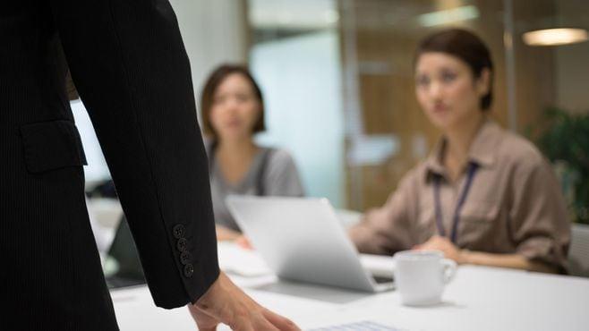 社内調整がヘタな人とうまい人の決定的な差