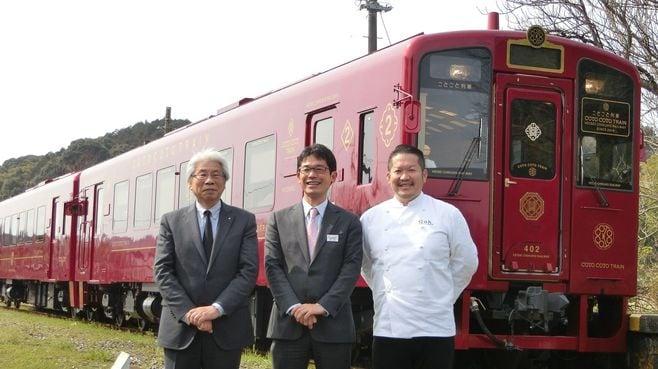 平成筑豊鉄道「ことこと列車」運行に至る舞台裏