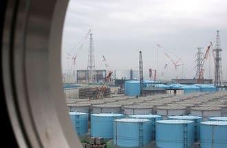 福島「汚染水」から基準値を超える放射性物質