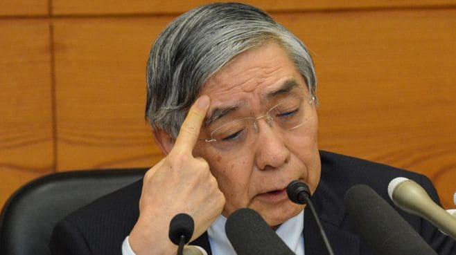 日銀が「麻薬中毒の日本」に打つべき次の一手