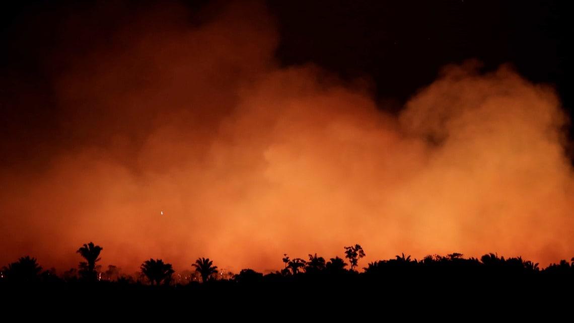アマゾン火災」がここまでヒドくなった理由