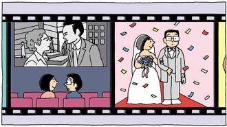 1カ月で結婚、44歳女性が放った「会心の一手」