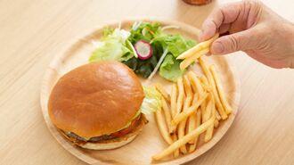 コロナ禍で家の昼食「ハンバーガー」激増の理由
