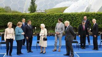 G7初陣の菅首相、「五輪開催支持に安堵」でよいか