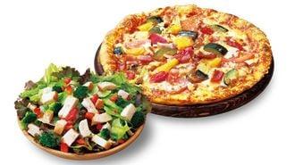 ライザップ「低糖質ピザ」は、どこが違うのか