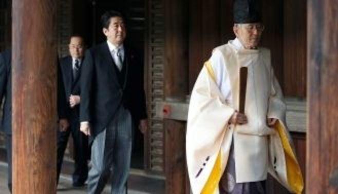 靖国参拝で露呈した、戦略なき安倍外交