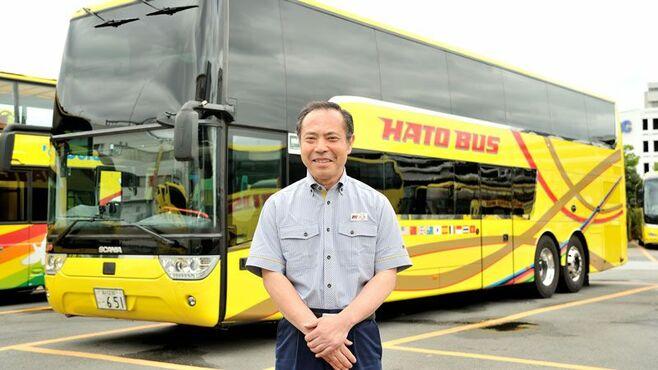 「はとバス」を支える運転士のすごすぎるバス愛