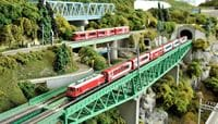 How Did a Japanese Train Model Attract Europeans?