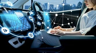 乗用車保有の考え崩す「完全自動運転」後の世界
