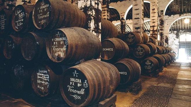 スペインの名酒「シェリー」を知っていますか