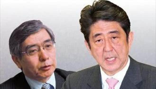 日銀新総裁、黒田氏の3つの選択肢
