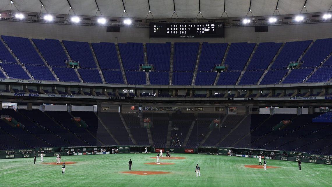 野球 無 観客
