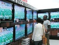 ソニーの変貌 北米市場で激安テレビ投入