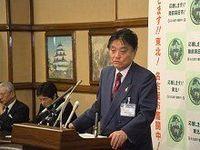 河村たかし・名古屋市長が記者会見南京事件の全面否定は「誤解」と釈明