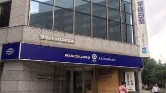「早稲田塾」が大量閉鎖を推し進める真の狙い