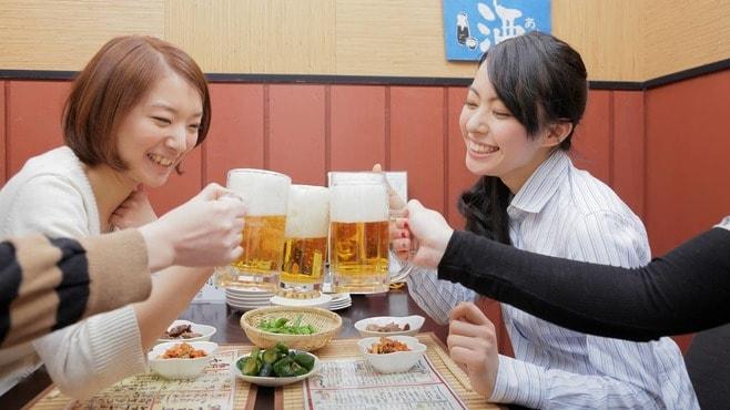 「同僚との飲み会が多い会社」トップ100社
