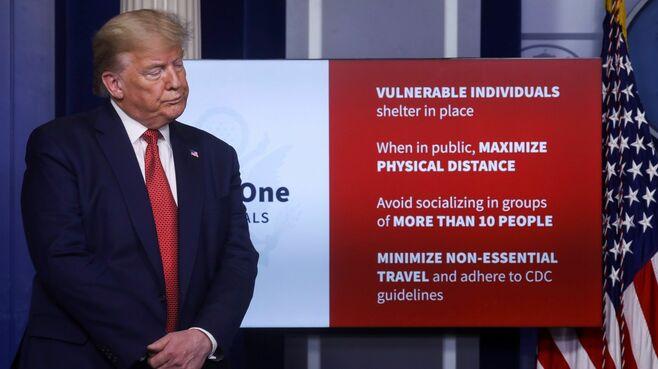 トランプ政権の失策でアメリカの危機は深刻に